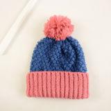 Chapeau chaud de Beanie de chapeau de l'hiver de mode de vente