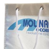 Kundenspezifische Entwurf Eyewear Sonnenbrille-Glas-nichtgewebte Einkaufen-Geschenk-Beutel-Handtasche mit Drucken für Förderung