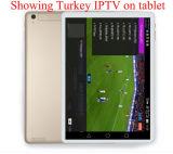 tablette PC 10inch avec Mtk8382 la carte Solt simple, écran du Quarte-Faisceau 3G d'IPS