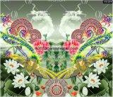 De nieuwe Sjaal van de Zijde van de Keperstof van de Sjaal van de Aankomst Grote Moslim Vierkante