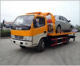 Vendita 3 tonnellate che alzano camion di Wrecker della strada del camion di rimorchio il mini