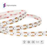 Indicatore luminoso di striscia flessibile impermeabile dell'UL del Ce di certificazione all'ingrosso 3014 LED di RoHS RGB