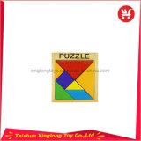 Brinquedos de madeira da instrução do enigma Jigsaw