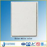 Comitato composito bianco di colore HPL di vendita calda per la decorazione del Governo