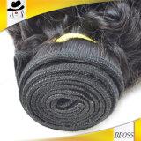 объемная волна 9A бразильской текстуры волос продавая наилучшим образом