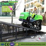 Wishope Wsl-752の農場トラクターのゴム製クローラートラックトラクター