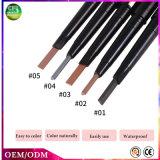 Começ a vales um Glitter novo de 5 cores lápis de sobrancelha colorido impermeável da composição