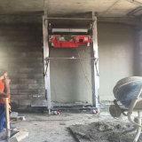 自動壁のレンダリング機械
