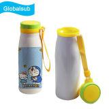 Bottiglia di acqua di plastica di sublimazione di sport