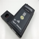 Voller Band HF-Detektor Laser-Unterstützte vielseitig begabtes G-/Mtelefon HF-drahtlosen Programmfehler-Detektor-Spion-Kamera-Detektor Anti-Spion