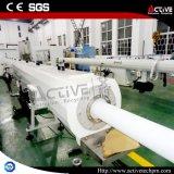 Línea plástica de la protuberancia del tubo del PE supremo activo de la calidad