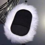 Lamm-Wolle-Polierhandschuh und Auto-Wäsche-Handschuh