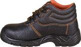 Ботинки безопасности промышленной работы предотвращают ботинки безопасности пальца ноги прокола стальные