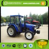 葉状体のローダーLt604が付いているLutong 4WDの耕作トラクター