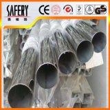 Pipe soudée d'acier inoxydable (201, 202, 304, 304L, 316, 316L)