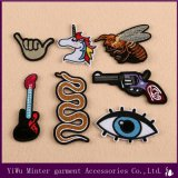 Patch Badge Embroidery Wholesale/Lot에 Patch Design DIY Sew Iron에 곤충 Embroidered Applique Iron