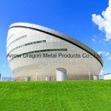 Het lichtgewicht Comité van de Honingraat van het Aluminium van de Steen voor Muur