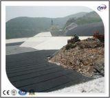 Nonwoven Geotextileとの土工作業HDPE/LDPE合成のGeomembrane