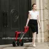 Три колеса электрический скутер складные Trikke мобильность скутер электрический велосипед
