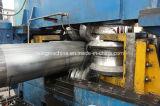 高周波鋼管の溶接工のための形作り、サイズ分けの製造所