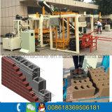 Qt4-18 entièrement automatique Machine de brique de couleur de ciment finisseur