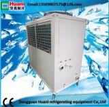 Refrigeratore di acqua industriale raffreddato ad acqua della vite industriale di plastica del refrigeratore 2018