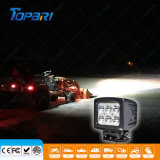 60W ATV 4X4 지프 모래 언덕 LED 반점 일 빛