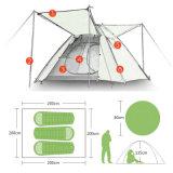 جديدة ثمر خبز سرعة آليّة مفتوح خيمة خارجيّ 3-4 شخص خيمة [مولتيبلر] آليّة [كمب تنت] كبيرة