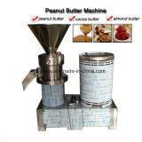 Manteiga da amêndoa do amendoim que faz a molho do pimentão a máquina colóide do moedor do moinho