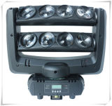 Gbr LED faisceau éclairage de scène de la tête mobile 8X10W chacun RGBW 4en1 Spider lumière à LED