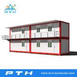 Camere prefabbricate residenziali economiche moderne del contenitore