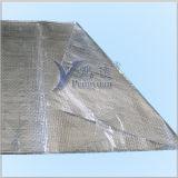 Материал мешка алюминиевой Coated термоизоляции упаковывая