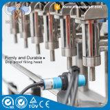 Máquina de rellenar líquida de relleno modificada para requisitos particulares americana de la máquina de rellenar de la goma del agua