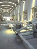 Brazos ligeros de la soldadura LED de la fabricación en diseños solos y dobles