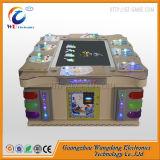 Mini máquina de jogo da pesca do paraíso do marisco de 6 jogadores
