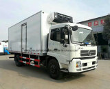 Camion refrigerato 4X2 del vagone di frigorifero di alta qualità del camion di Dongfeng