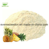 食品等級の自然なブロメラインの粉の大きさの価格