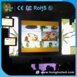Schermo di visualizzazione esterno del LED di colore completo dell'affitto P6