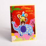 Смешные Handmade конструкции поздравительных открыток приглашения с днем рождения 3D