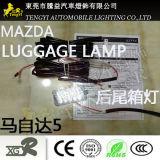 수화물실 램프 Mazda Cx 5/7/8를 위한 추가 후방 트럭 후문 빛