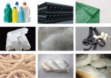 Trituración de peletización y sistema para la formación de espuma de reciclaje de materiales