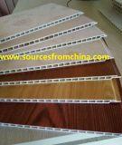 El panel compuesto plástico de madera para el recubrimiento de paredes, Painel De Parede, el Panel De Pared