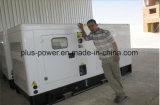 120kw/150kVAパーキンズが付いているディーゼル発電機セットの無声タイプ