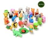 Японские животные истиратели для малышей сортировали подарок милых игрушек животных воспитательный