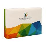 Plastik gedruckter Papierverpackenkasten, Gedenkmünzkassette, Andenken-Geschenk-Kasten