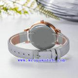 Vigilanza di signore calda di moda dell'acciaio inossidabile della vigilanza di vendita (WY-17036C)