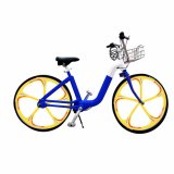 都市公共のバイクの自転車の分け前GPS GPRS Bluetoothのレンタルシステムスマートカードロックシステム