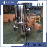 En acier inoxydable de qualité alimentaire de la vapeur industrielle du boîtier de filtre du filtre à air