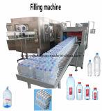 Terminar la cadena de producción de relleno de la empaquetadora de la botella 3 del agua mineral de la unidad in-1