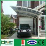 Garagens, dosséis, material de telhadura do Carport com grande qualidade